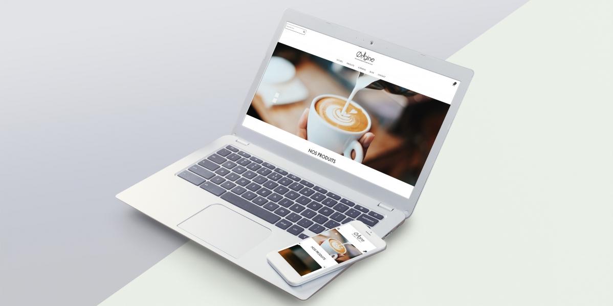 Site Origine - Micro-boulangerie